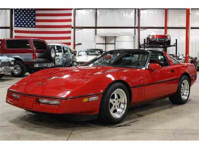 Picture of 1987 Chevrolet Corvette - $11,900.00 Offered by GR Auto Gallery - MQVT
