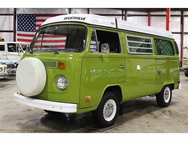Picture of 1978 Volkswagen Westfalia Camper located in Michigan Offered by GR Auto Gallery - MQVW