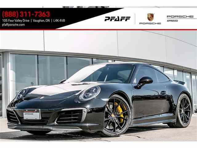 Picture of '17 911 Carerra 4S - MQW6
