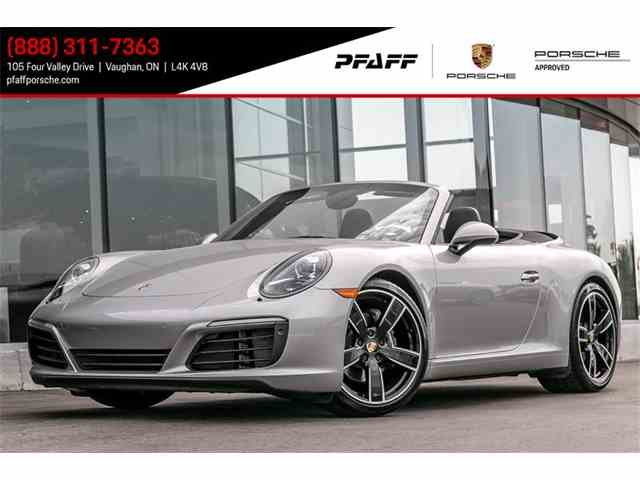 Picture of '17 Porsche 911 Carrera located in Vaughan ONTARIO - MQWB