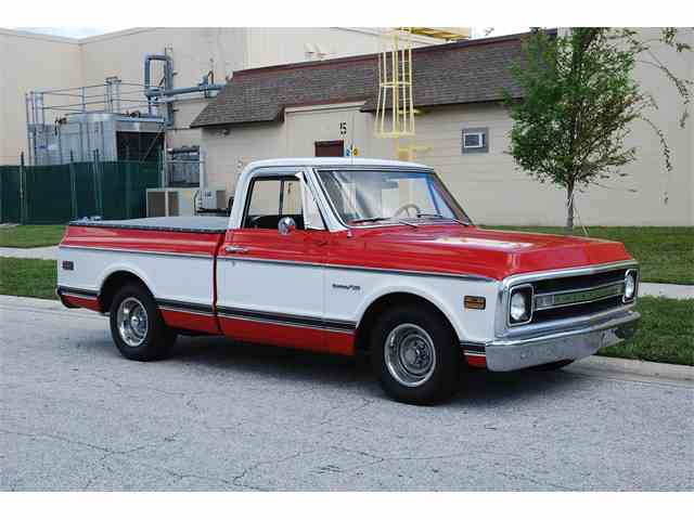 Picture of '69 Pickup - MQWI