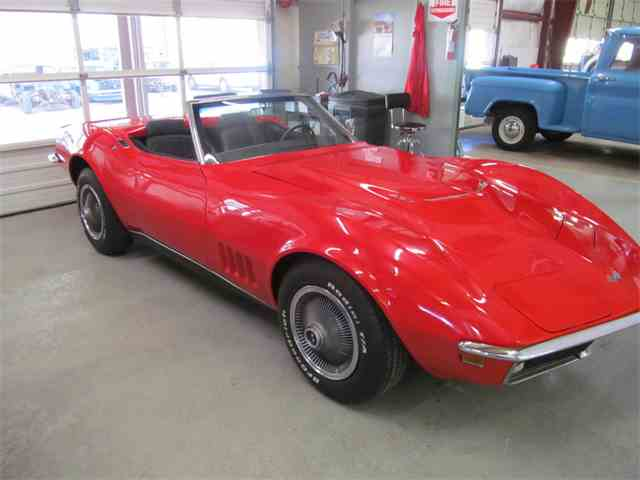 Picture of '68 Corvette - MQWK