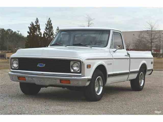 Picture of Classic '71 C10 Offered by Leaded Gas Classics - MQWZ