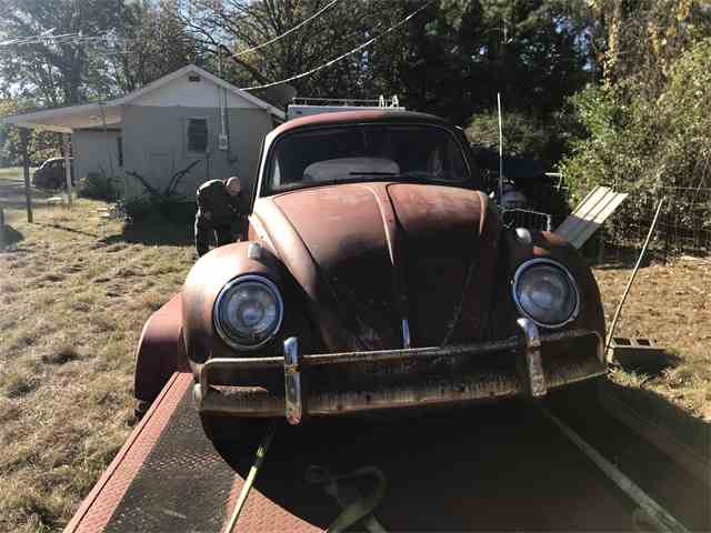 Picture of Classic 1958 Beetle located in TEXAS - $3,950.00 Offered by a Private Seller - MQX7