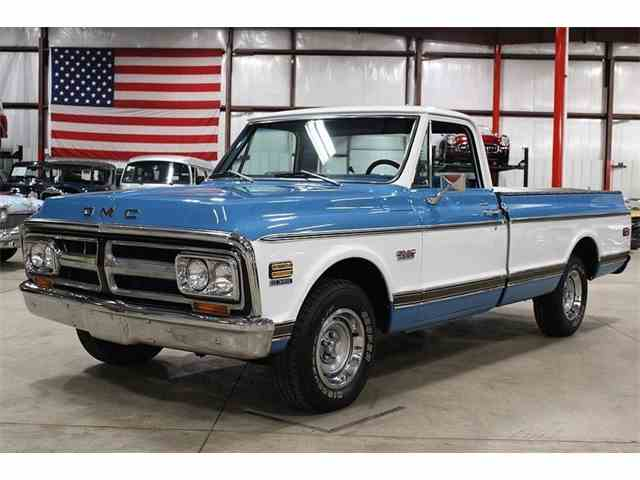 Picture of 1971 GMC 1500 - $22,900.00 Offered by GR Auto Gallery - MQXI