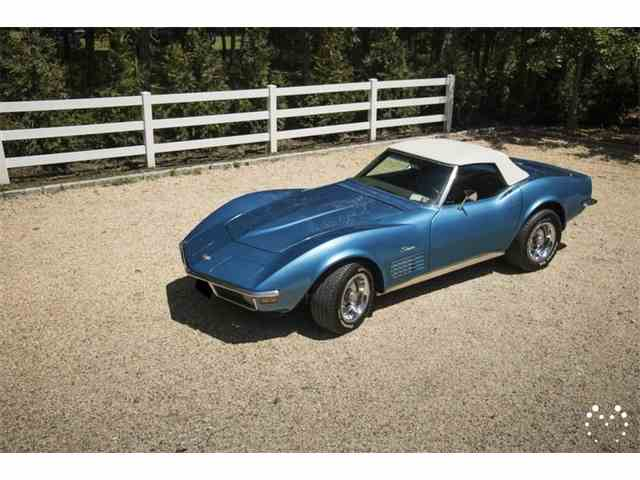 Picture of '70 Corvette - MQXX