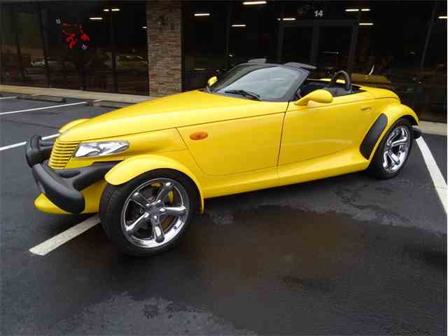 Picture of '02 Chrysler Prowler located in Greensboro NORTH CAROLINA Auction Vehicle Offered by GAA Classic Cars Auction (Greensboro) - MQ07