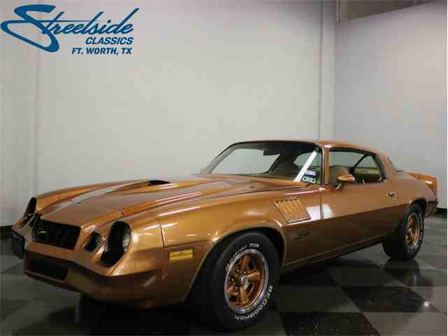 Picture of '78 Chevrolet Camaro Z28 - $19,995.00 Offered by Streetside Classics - Dallas / Fort Worth - MQY2