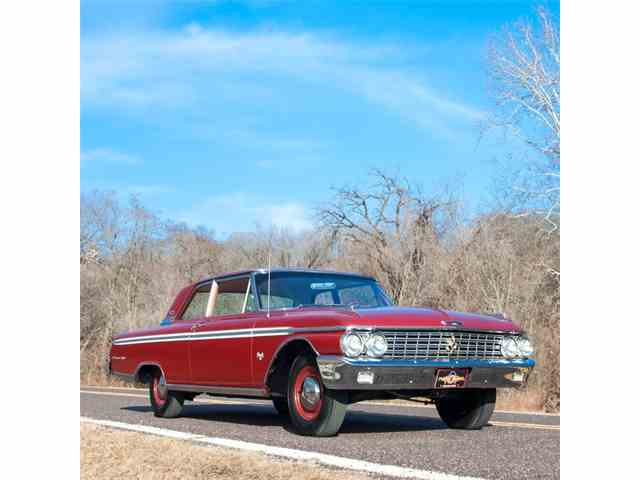 Picture of Classic 1962 Ford Galaxie 500 - MQYD
