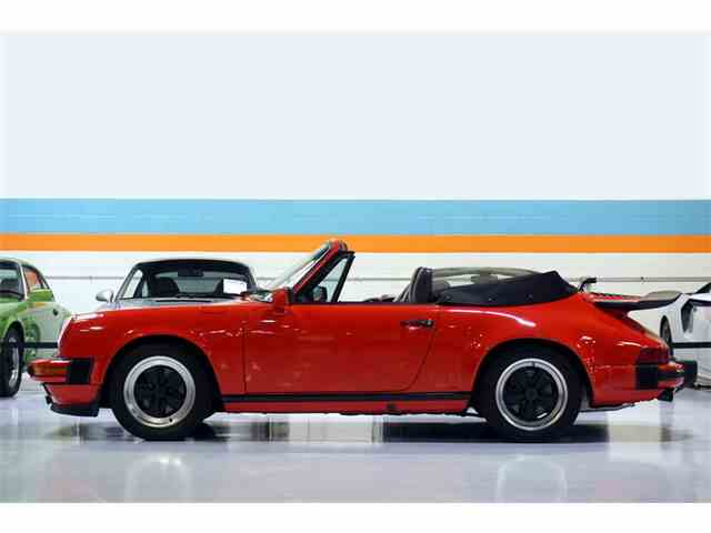 Picture of '88 Porsche Carrera Auction Vehicle - MQZ5