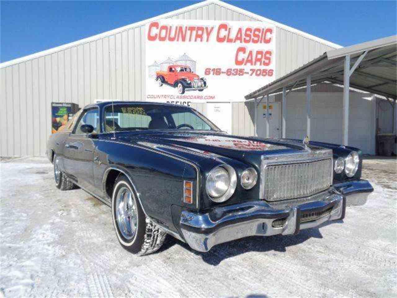 Classic Chrysler Cordoba for Sale on ClassicCars.com
