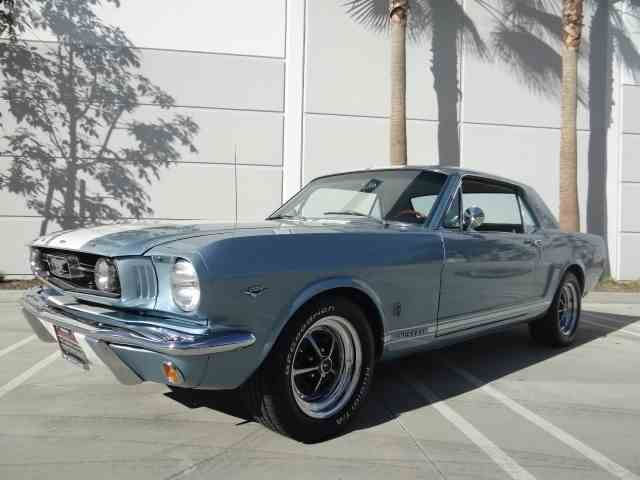 Picture of '66 Mustang - MQZX