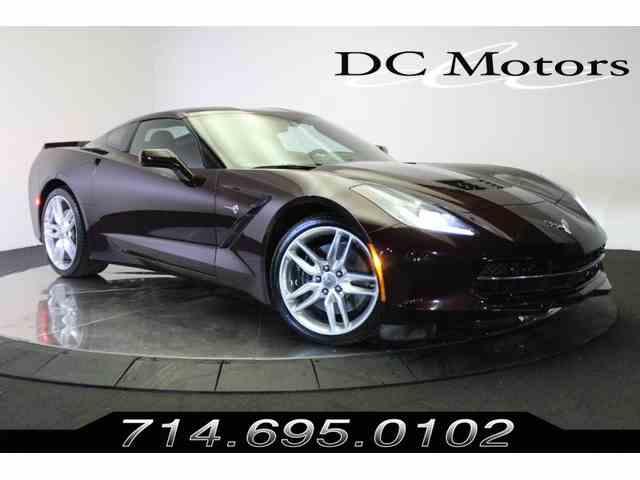 Picture of '17 Corvette - MQZY