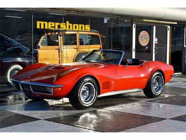 Picture of '70 Corvette - MR08