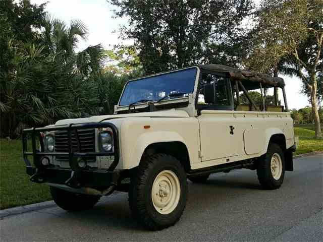 Picture of '89 Defender - MR15