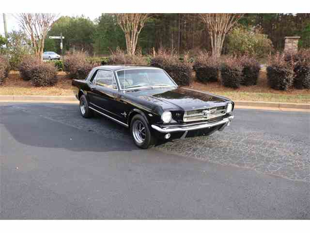 Picture of '65 Mustang - MQ0J