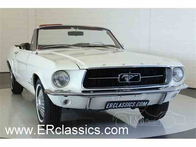 Picture of '67 Mustang - MR1A