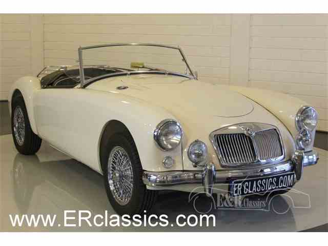 Picture of '57 MGA - MR1E