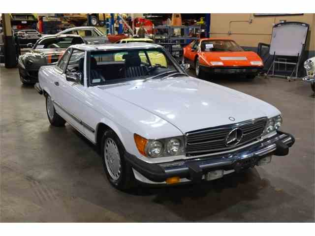 Picture of '87 560SL - MR1Y