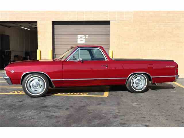 Picture of '67 El Camino - MR2M