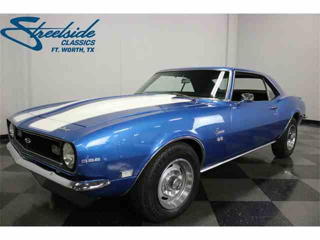 Picture of Classic 1968 Camaro SS - $41,995.00 Offered by Streetside Classics - Dallas / Fort Worth - MR2U