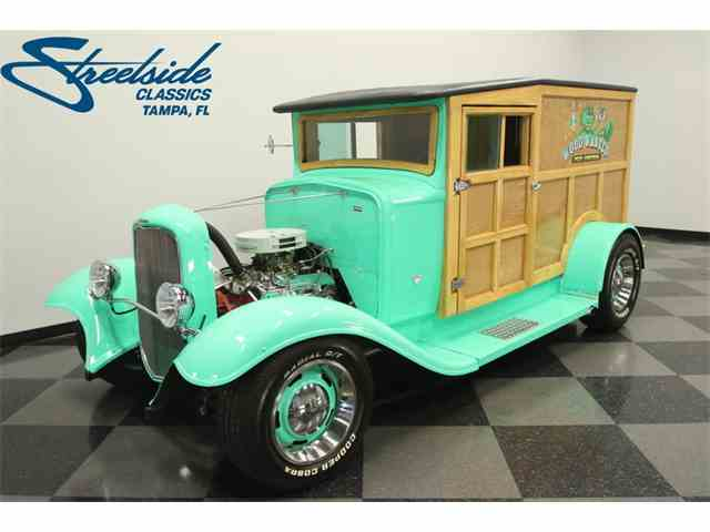 Picture of Classic '28 Woody Wagon Offered by Streetside Classics - Tampa - MR30
