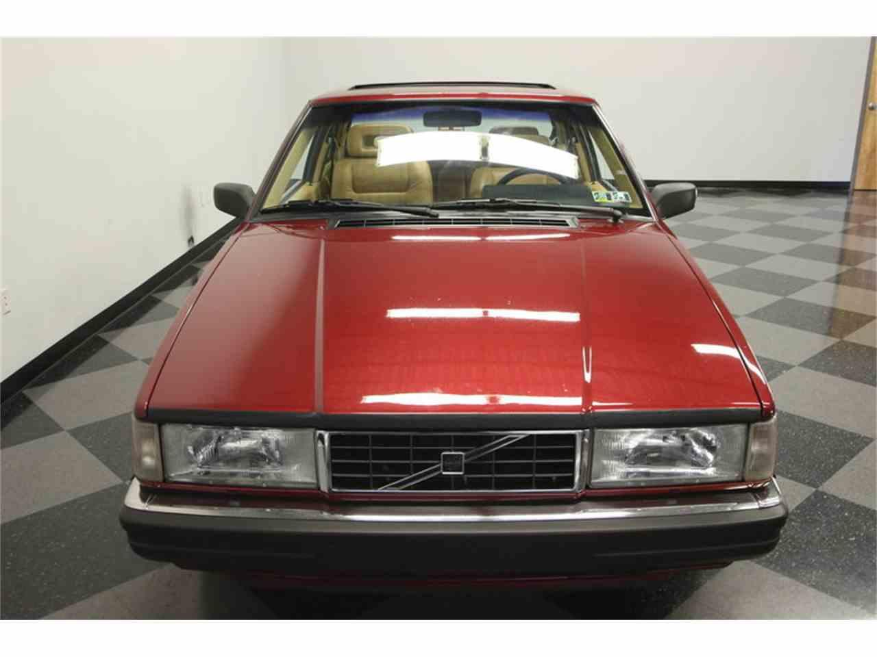 1991 Volvo Bertone 780 Turbo Coupe for Sale | ClassicCars ...