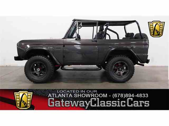 Picture of '69 Bronco - MR3A