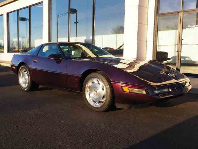 Picture of '93 Corvette - MR4G