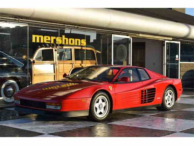 Picture of '87 Testarossa - MR4K