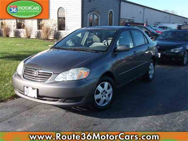 Picture of '05 Corolla - MR4N