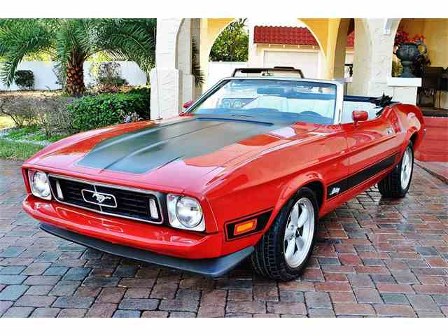 Picture of '73 Mustang - MR58