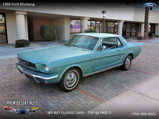 Picture of '66 Mustang - MR7L
