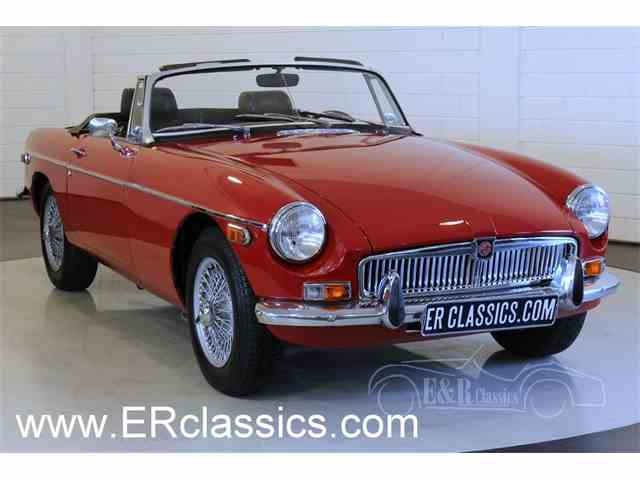 Picture of '73 MGB - MR8C
