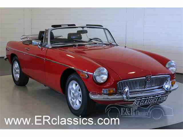 Picture of '74 MGB - MR8G