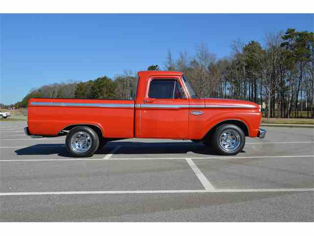 Picture of '66 F100 - MR8H