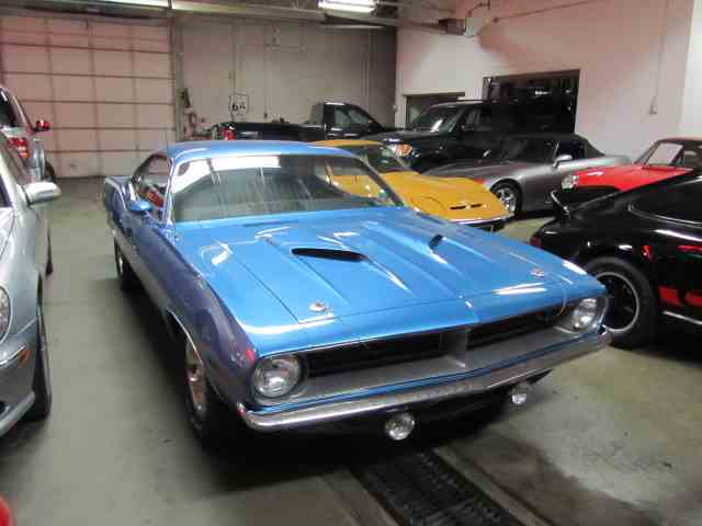Picture of '70 Cuda - MR8I