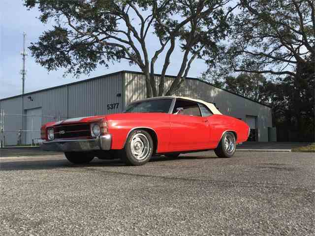 Picture of '71 Chevelle - MR8U