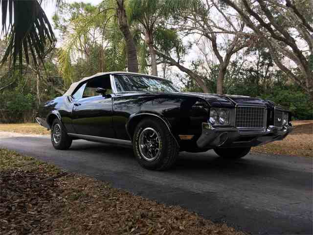 Picture of '72 Cutlass Supreme - MR8Y