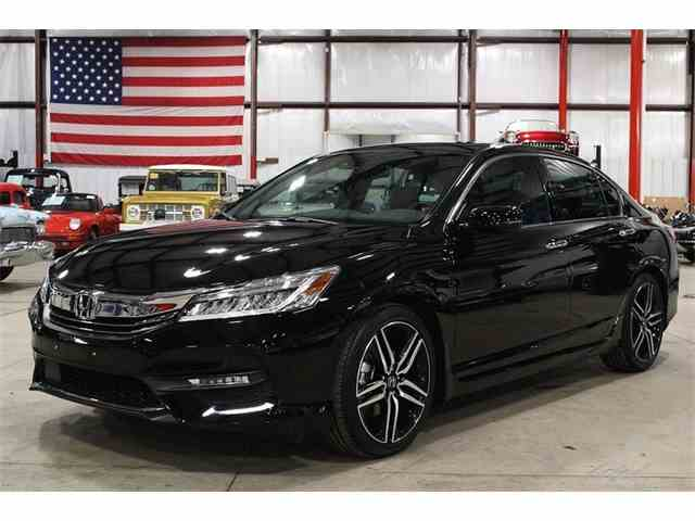 Picture of '16 Accord - MRA3