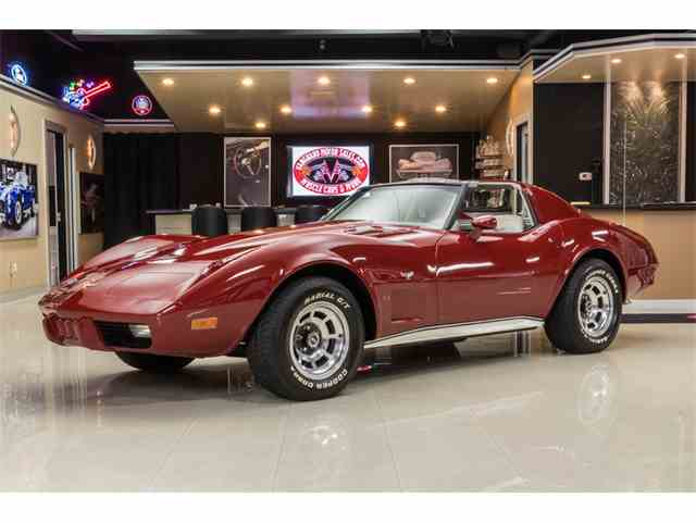 Picture of '77 Corvette - MRA8