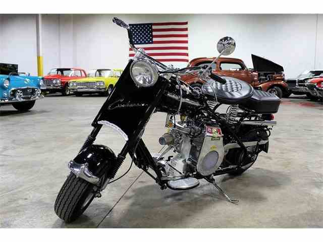 Picture of Classic 1957 Motorcycle Offered by GR Auto Gallery - MRA9