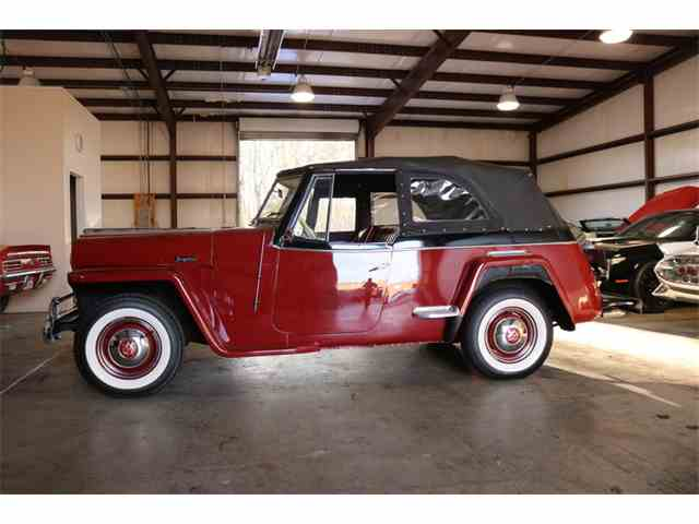 Picture of '49 Jeepster - MRAA