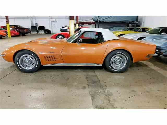 Picture of '72 Corvette - MRAC