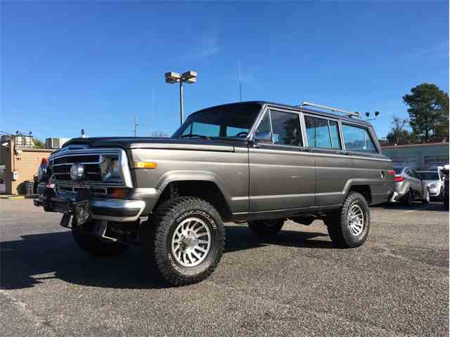 Picture of '89 Grand Wagoneer - MPWY