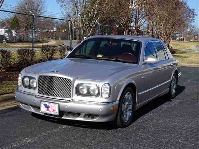 Picture of '03 Arnage - MRAJ