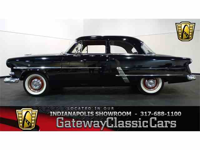 Picture of Classic '53 Ford Customline located in Indiana - $21,995.00 - MRAS