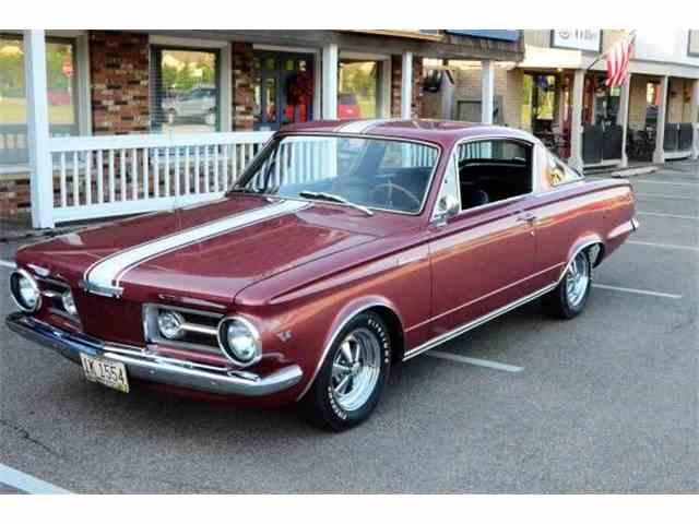 Picture of Classic 1964 Barracuda - $24,500.00 - MRAV