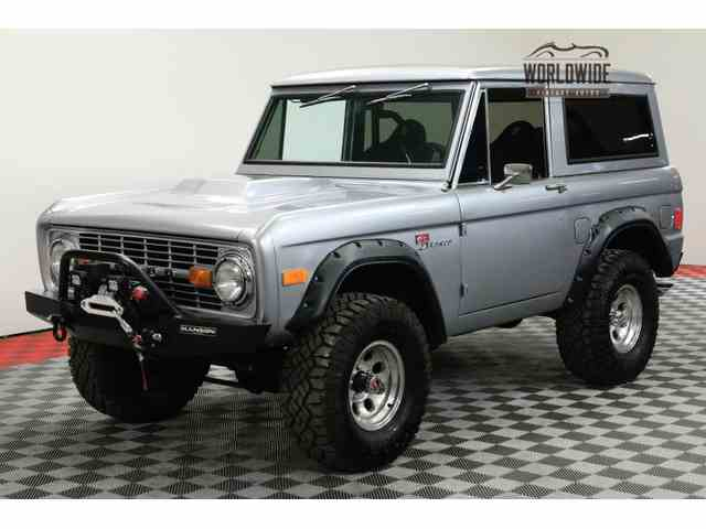 Picture Of 1977 Bronco Offered By Worldwide Vintage Autos