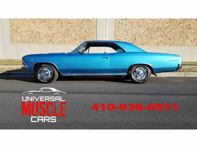 Picture of '66 Chevrolet Chevelle located in Maryland Offered by Universal Auto Sales - MRDC